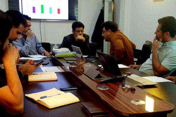 راه اندازی دفتر مدیریت پروژه (PMO)